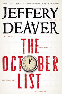 The October List by Jeffrey Deaver Book Review