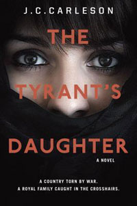The Tyrant's Daughter by J.C. Carlson Book Review