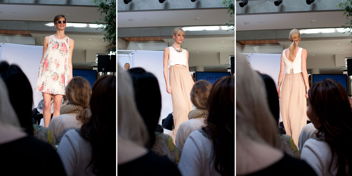 Style Blooms Fashion Show at the Bellevue Collection / hello, rigby!