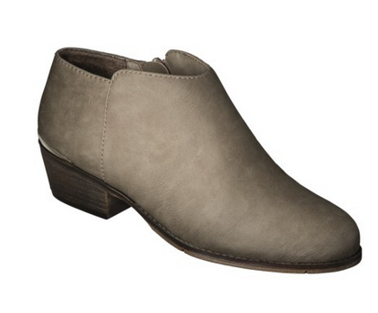 mossimo supply co ankle booties / hello, rigby!