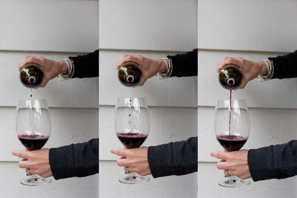 cork and click wine motion photography / hello, rigby!