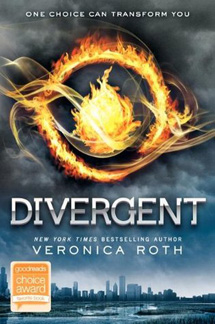 Divergent by Veronica Roth book review / hello, rigby!