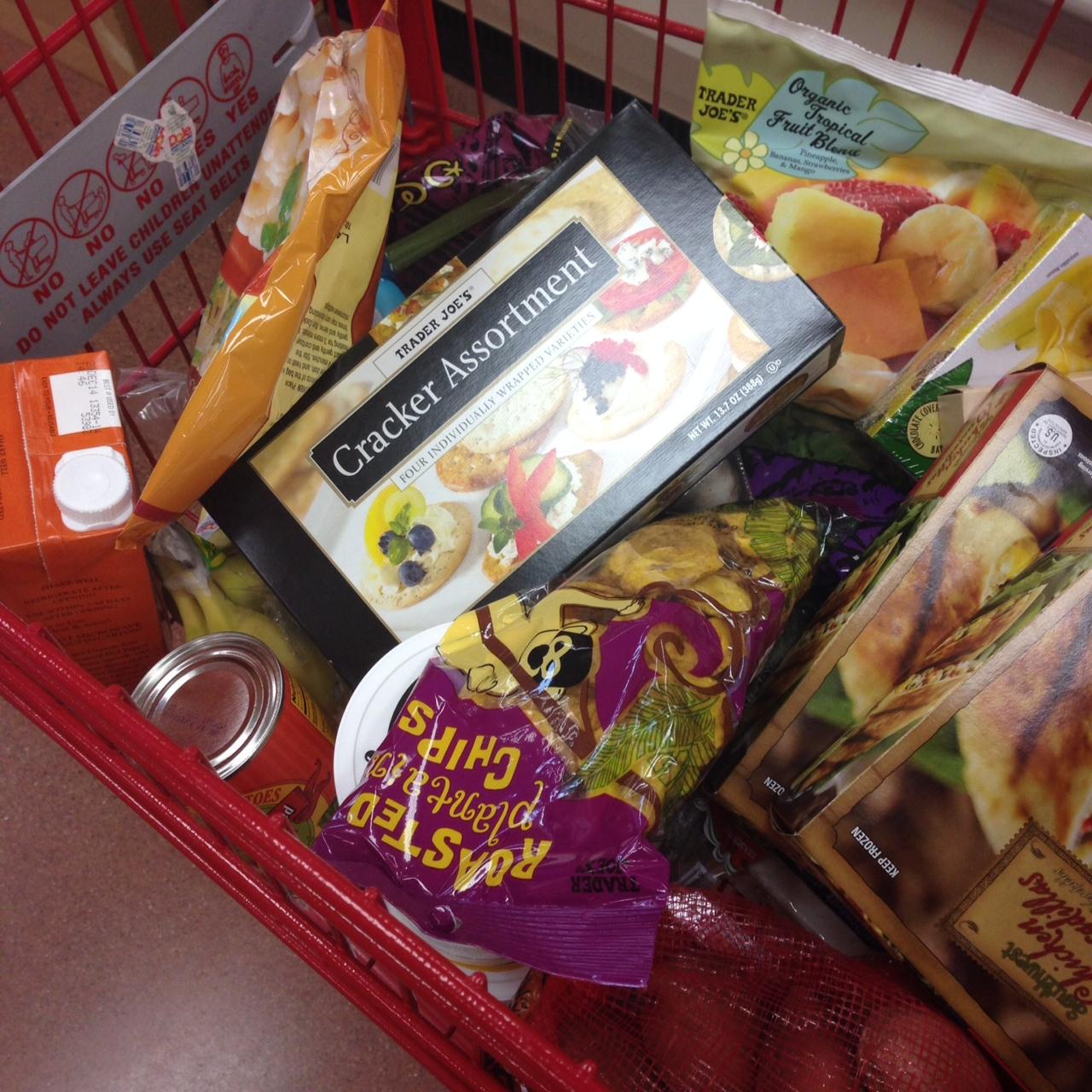 Trader Joes Shopping Trip