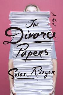 The Divorce Papers by Susan Rieger book review / hello, rigby!