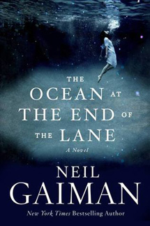 The Ocean at the End of the Lane by Neil Gaiman book review / hello, rigby!