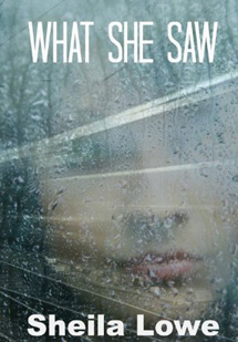 What She Saw by Sheila Lowe / what i read / hello, rigby!