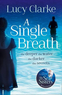A Single Breath by Lucy Clarke / what i read may 2014 / hellorigby!