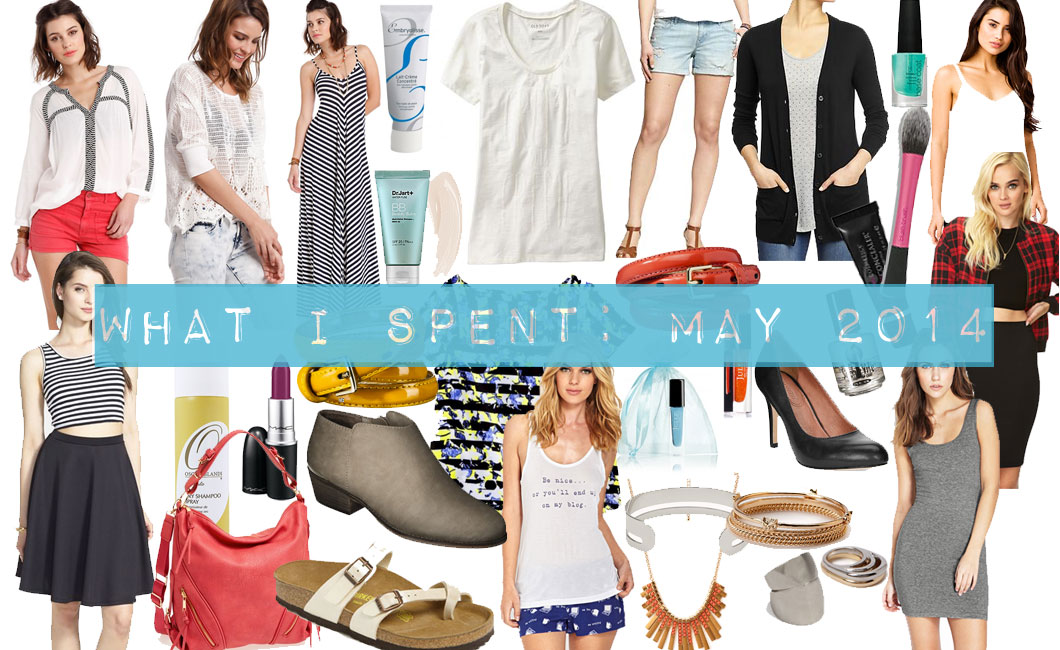 may budget / confessions of a shopaholic / hellorigby!