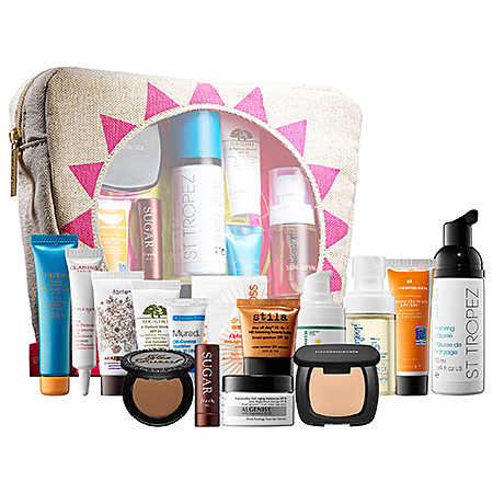 Sephora Sun Safety Kit 2014 / hellorigby!