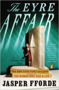 The Eyre Affair by Jasper Fforde / what i read may 2014 / hellorigby!