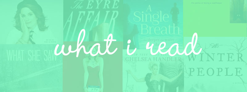 what i read may 2014 / hellorigby! seattle fashion + lifestyle blog
