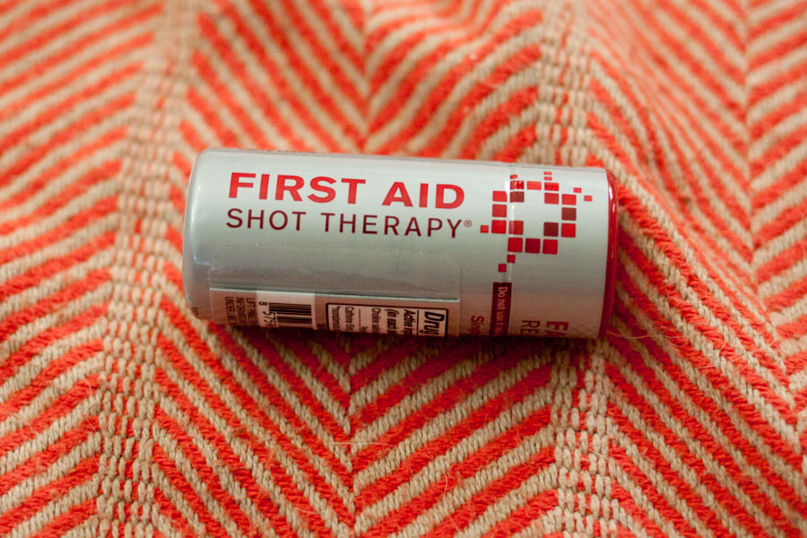First Aid Shot Therapy / Influenster Surf's Up Voxbox / hellorigby!