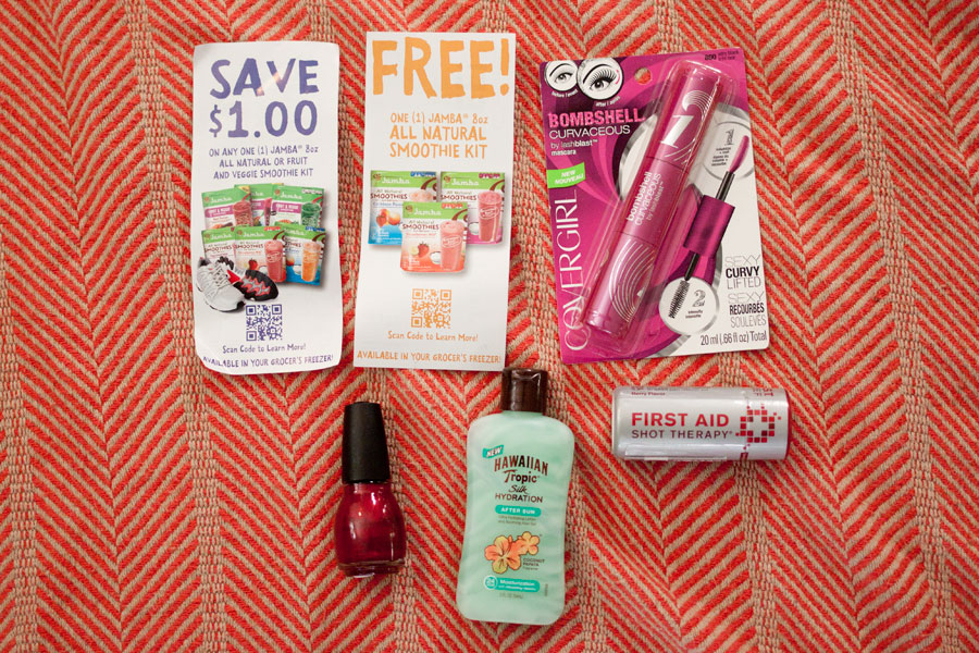 Influenster Surf's Up Voxbox Review / hellorigby!