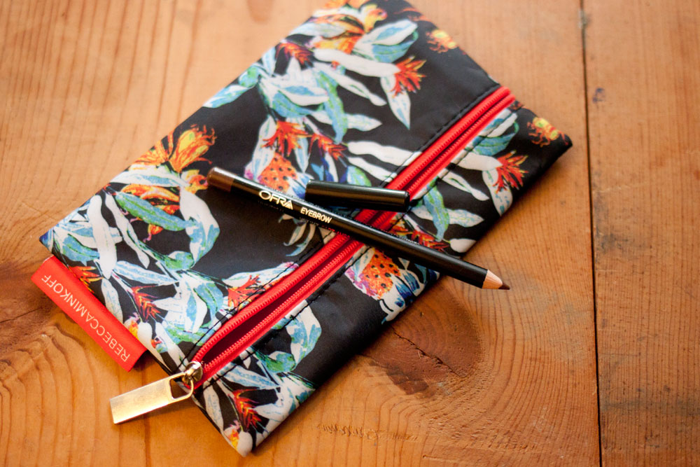 Ofra Eyebrow Pencil / Ipsy Glam Bag June 2014 / hellorigby!