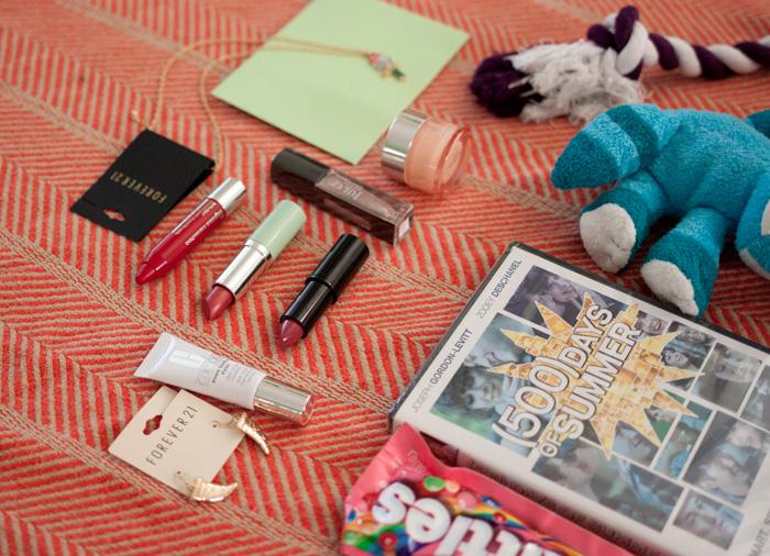 #PNWSwaps Summer Box Swap Beauty / hellorigby!