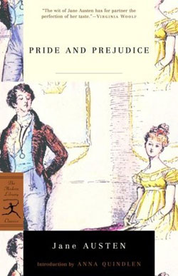 Pride and Prejudice by Jane Austen / hellorigby!