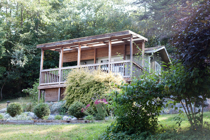 The Cottage at Willows Inn on Lummi Island, Washington / hellorigby!