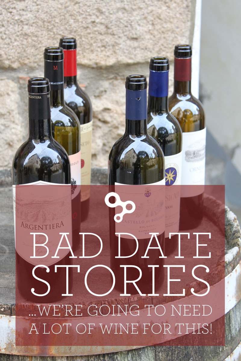Bad Date Stories with Hinge / hellorigby!