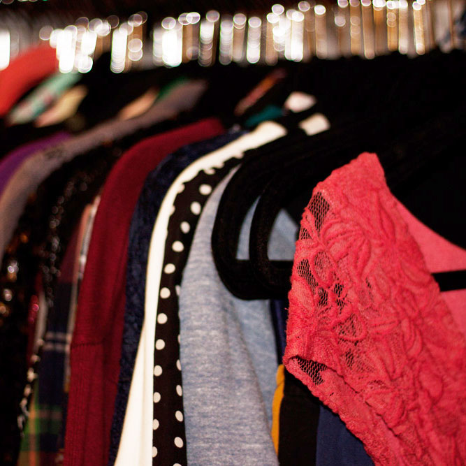 Reorganize Your Closet / 5 Relaxation Ideas / hellorigby!