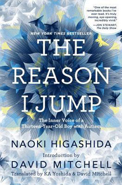 The Reason I Jump by Naoki Higashida and David Mitchell / Summer Reading / hellorigby!