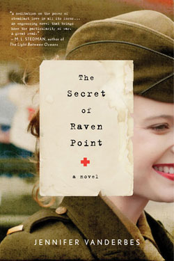 The Secret of Raven Point by Jennifer Vanderbes / Summer Reading / hellorigby!