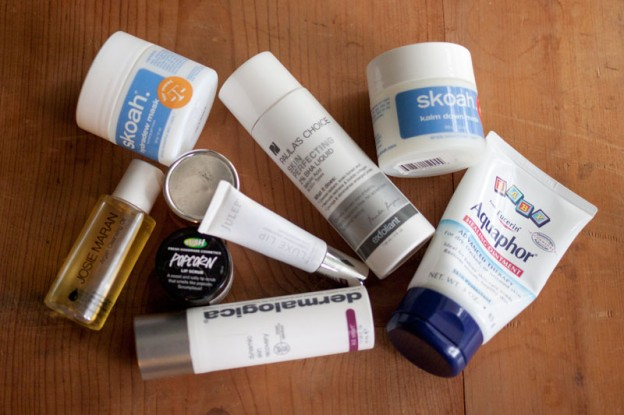 Skin Care Products for Acne Prone Dry Skin / hellorigby!
