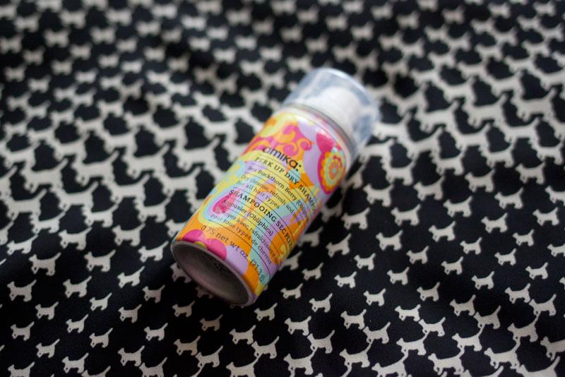 Amika Perk Up Dry Shampoo / Birchbox August 2014 / hellorigby!