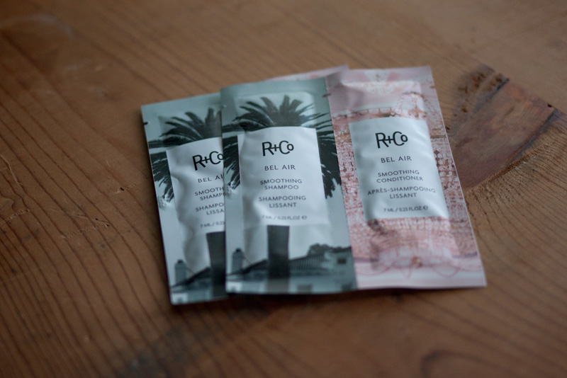 Birchbox Rogue and Co Bel Air Smoothing Shampoo and Conditioner / hellorigby!