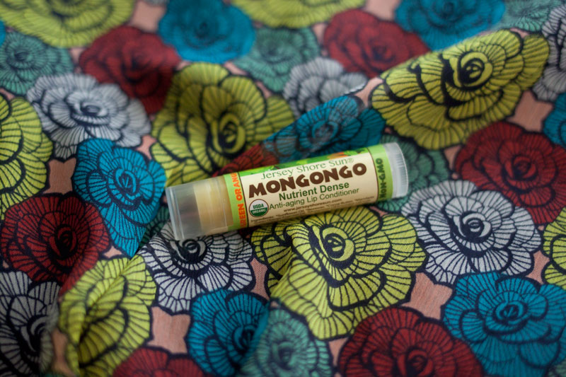 Jersey Shore Sun Mongongo Lip Conditioner / hellorigby!