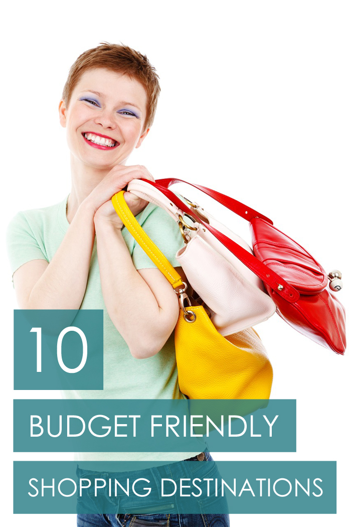 10 Budget Friendly Shopping Destinations / hellorigby!