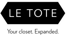 Le Tote Logo / hellorigby!
