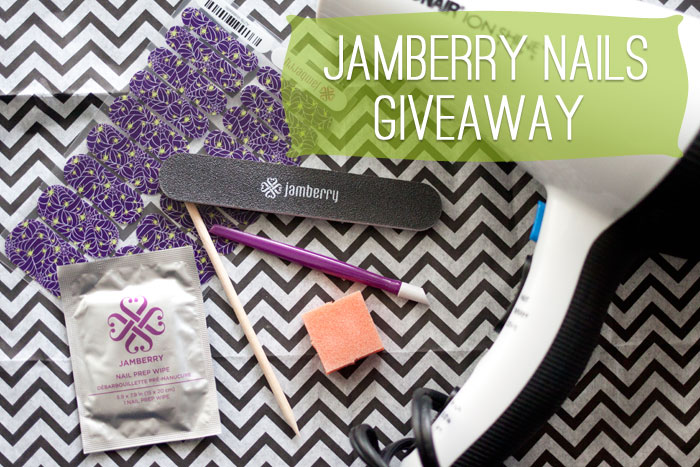 Jamberry Nails Giveaway / hellorigby!