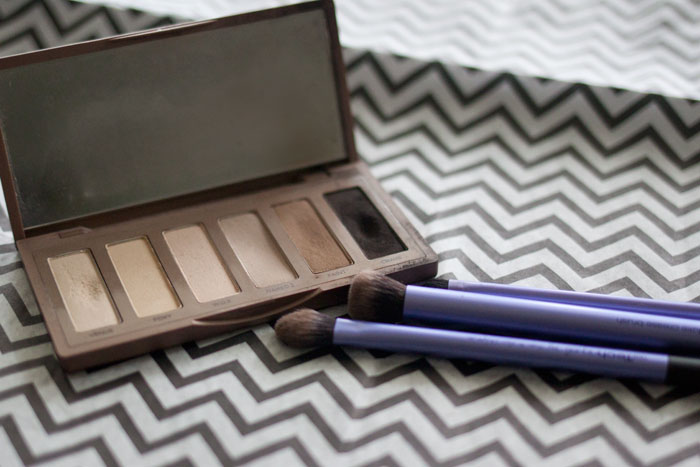 Urban Decay Naked Basics Palette / hellorigby!