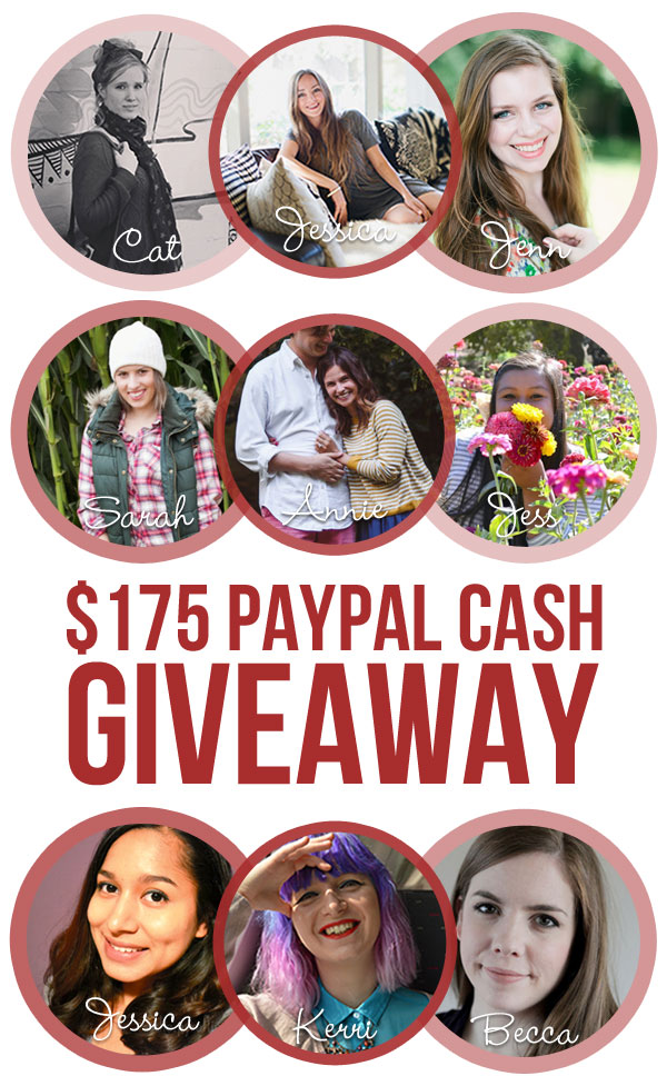 $175 Black Friday Paypal Cash Giveaway / hellorigby!