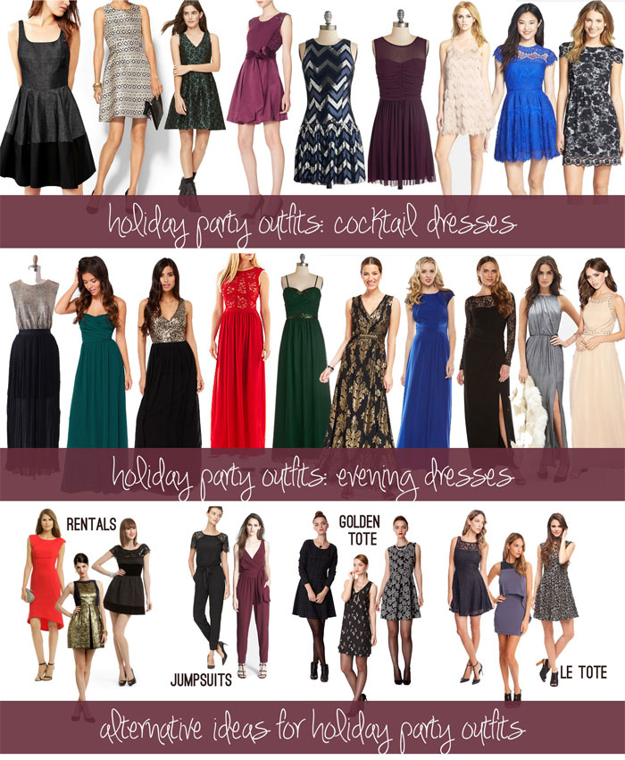 Holiday Party Outfits Under $100 / hellorigby!