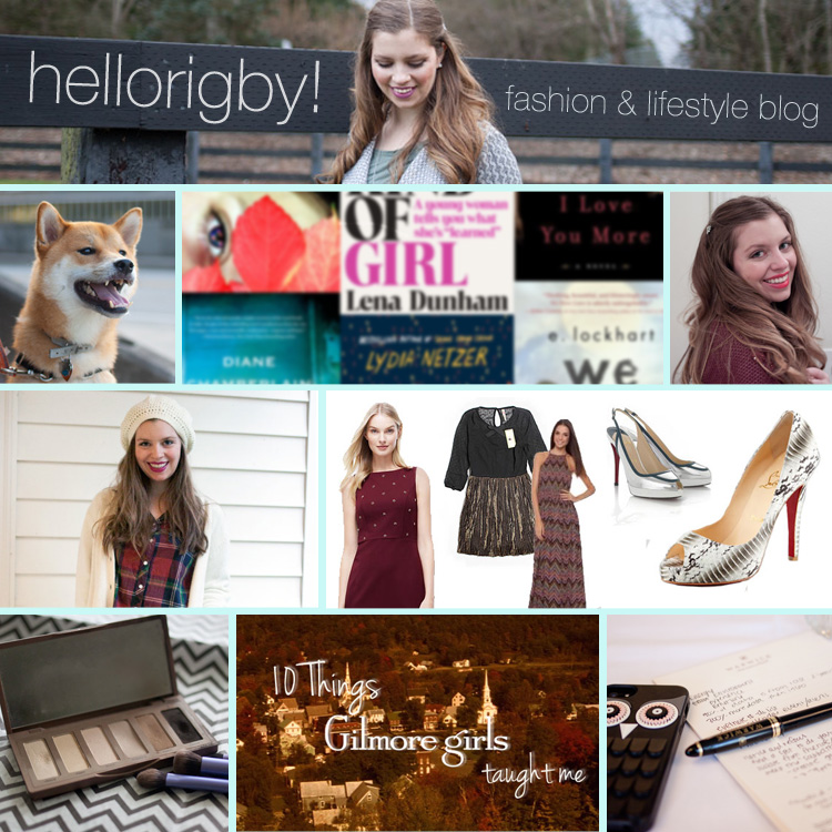 hellorigby seattle fashion and lifestyle blog collage