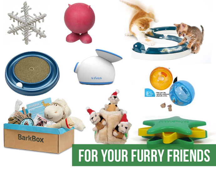 Holiday Gift Gude: For Your Furry Friends (Dog/Cat) / hellorigby!