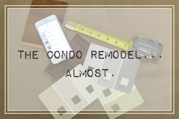 The Condo Remodel...Almost / Porch Seattle iPhone App / hellorigby! seattle lifestyle and fashion blog
