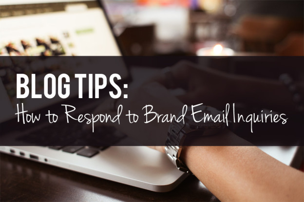 Blog Tips: How to Respond to Brand Inquiries / hellorigby! Seattle fashion and lifestyle blog
