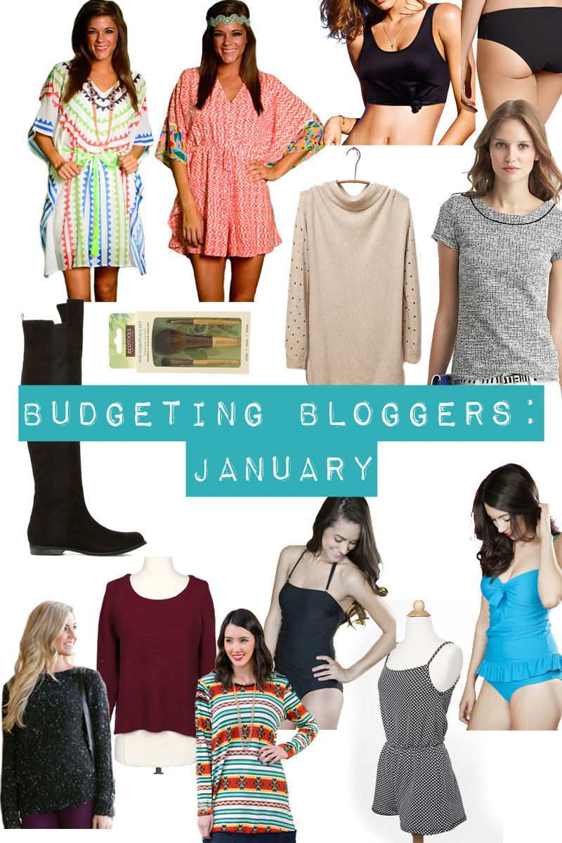 Budgeting Bloggers January: What I Bought / hellorigby! seattle fashion and lifestyle blog