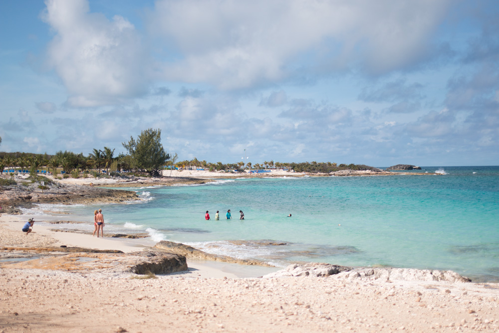 Great Stirrup Cay Beach, Bahamas - Norwegian Cruise Line / hellorigby!