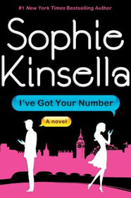 I've Got Your Number by Sophie Kinsella Book Review / hellorigby!