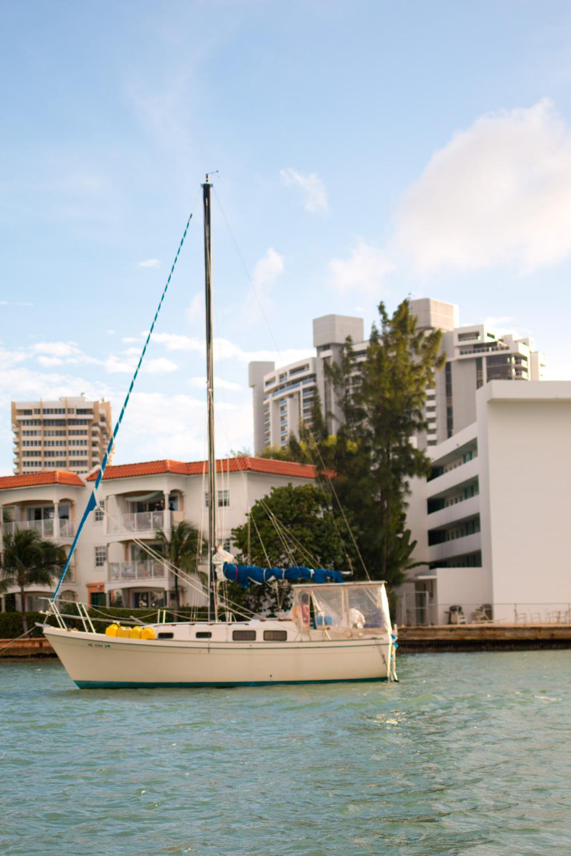 Miami Boat Marina / hellorigby!