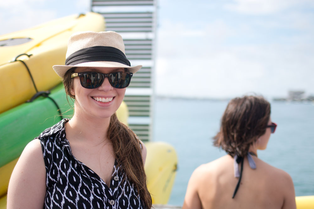 Nassau, Bahamas Snorkeling Boat Ride / hellorigby seattle fashion and lifestyle blog
