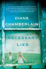Necessary Lies by Diane Chamberlain Book Review / hellorigby!