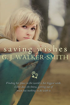 Saving Wishes by GJ Walker Smith Book Review / hellorigby!
