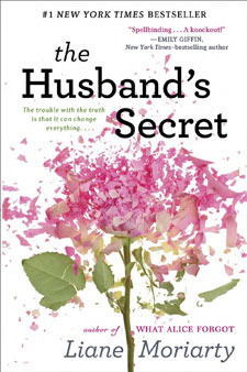 The Husband's Secret by Liane Moriarty Review / hellorigby!