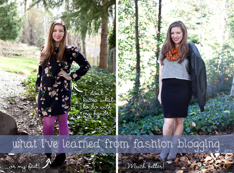 What I've Learned from Fashion Blogging / Fashion Blogger Tips and Tricks - hellorigby! seattle fashion and lifestyle blog