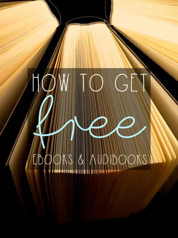 How to Get Free eBooks and Audiobooks - 7 resources / hellorigby seattle lifestyle and fashion blog