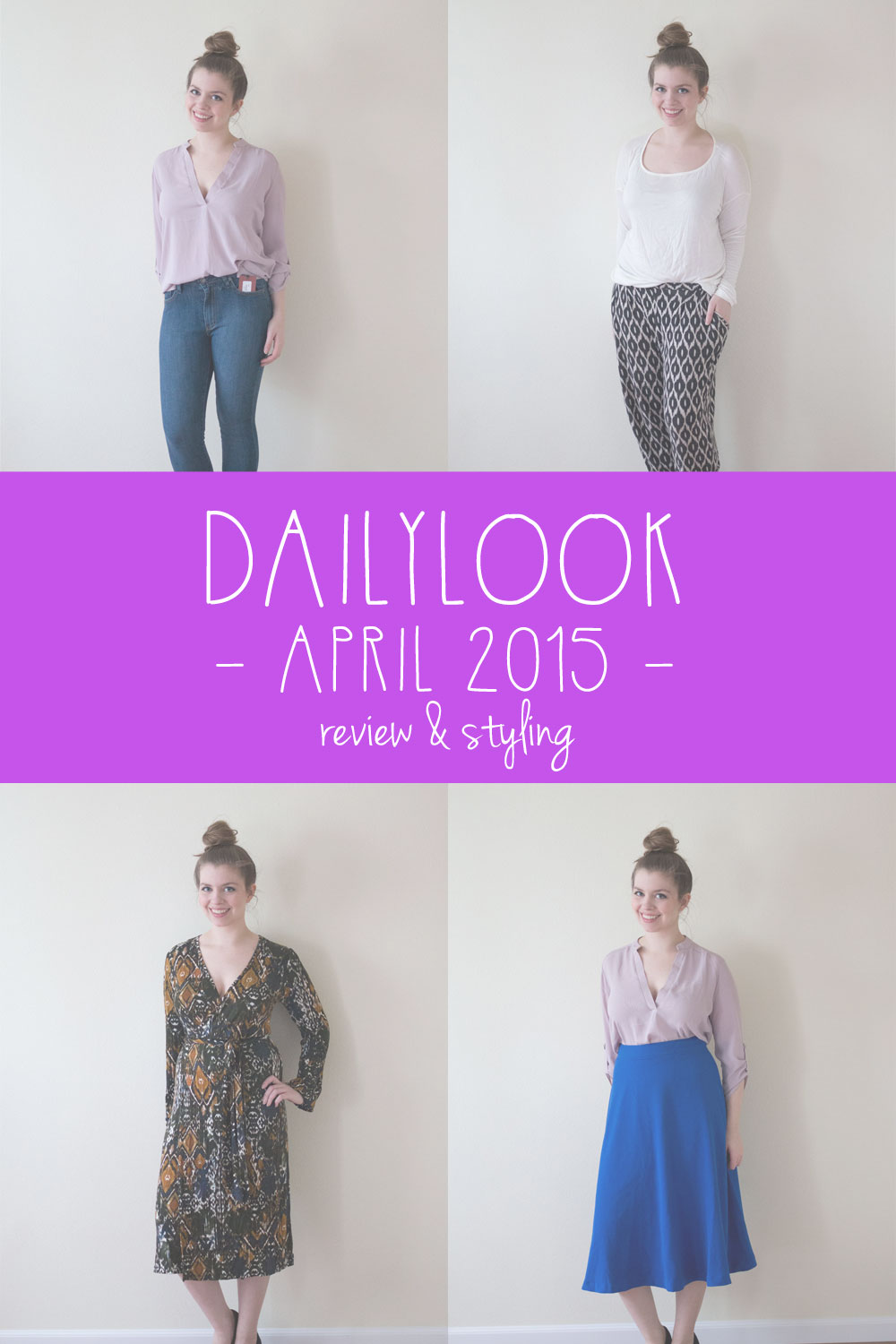 DailyLook Elite Box April 2015 Review & Styling / hellorigby seattle fashion and lifestyle blog